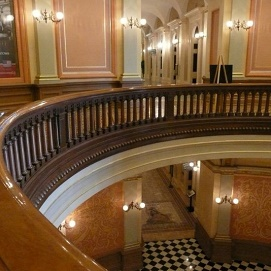 State Capitol Balustrade 001