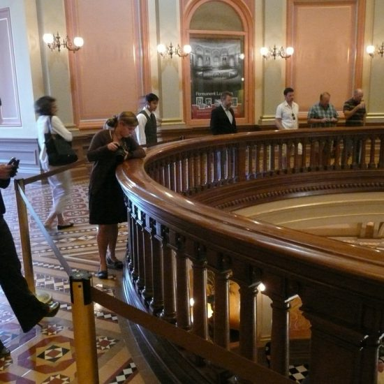 State Capitol Balustrade 003